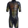 Colting Wetsuits SR02 Heren geel/zwart